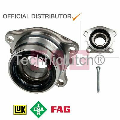 Ina Luk Wheel Bearing Kit For Toyota Rav 4 Suv --