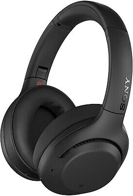 Sony Wh-XB900N Extra Bass Wireless Noise Cancelling Headphones, Black