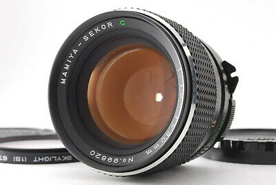 【NEAR MINT】Mamiya Sekor C 80mm f/1.9 Lens for 645 1000s Super Pro TL from Japan