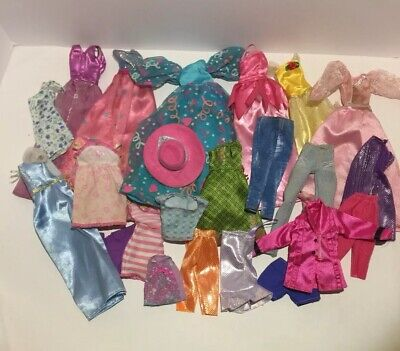 Lot Of Barbie Doll Clothes