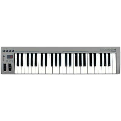 Acorn Instruments Masterkey 49 USB MIDI Controller Keyboard 49-Key