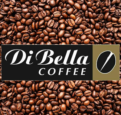 Di Bella Specialty Coffee - 1kg Organic Whole Roasted Dibella Coffee Beans