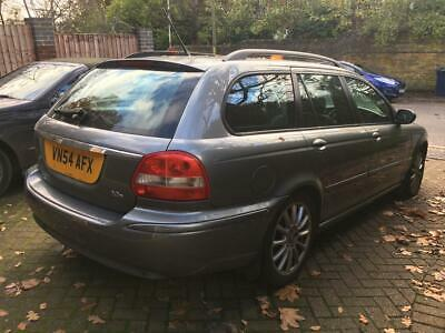 Jaguar X type 2.0 Estate Manual Diesel. Spares or repairs. MOT failure