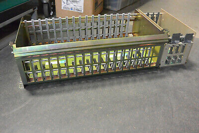 Allen-Bradley 1771-A4B 16 Slot I/O Chassis w/ 1771-PSC Power Supply Chassis*USED