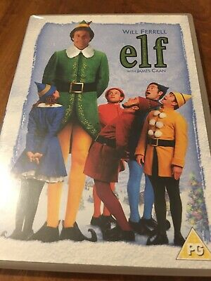 Elf (DVD, 2005) 2 Disc Edition