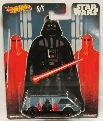 2019 Hot Wheels Pop Culture Star Wars Dream Van Xgw Darth Vader New Release