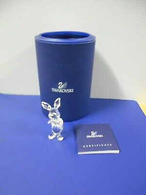 Swarovski Crystal Disney Winnie The Pooh Piglet #905771 - New In Box With Coa