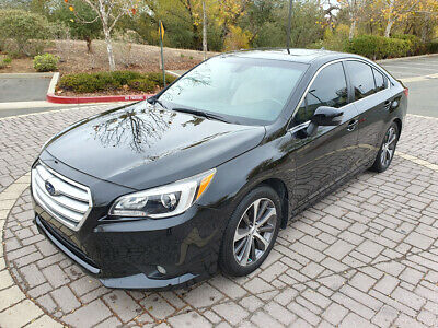2017 Subaru Legacy 2.5i Limited Sedan 4-Door 2017 SUBARU LEGACY 2.5i LIMITED, ONLY 25K MI, EYESIGHT, NAV, REMOTE ENGINE START