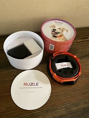 Nuzzle Pet Dog Cat Activity and GPS Tracker Works