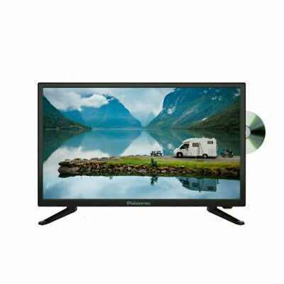 """Palsonic 22"""" 56cm Full HD 1080p LED TV Combo w/Built-in DVD Player/HDMI/USB Port"""