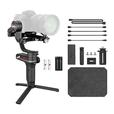Zhiyun Weebill S 3-Axis Handheld Gimbal Stabilizer for Sony Nikon Canon DSLR Cam
