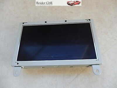 Opel Meriva B  Bordcomputer Display Bildschirm Navi 12843784