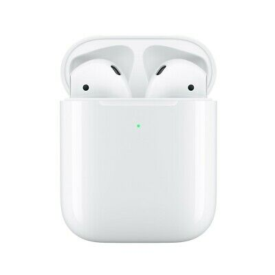 AirPods 2nd Generation with wireless Charging Case - White
