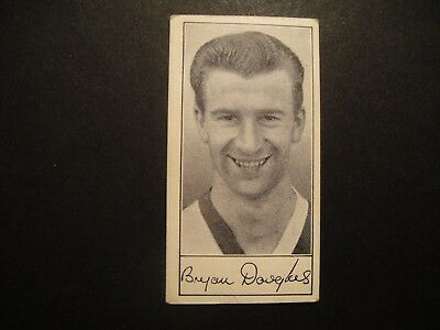MCEVOY BLACKBURN ROVERS BARRATT-FAMOUS FOOTBALL ERS-A13-#13