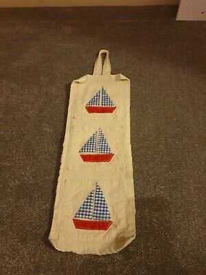 Nursery Boats Nappy Stacker/storage