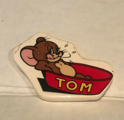 1989 Tom & Jerry Magnet by Presents #P5501 Turner Entertainment Vtg Nice