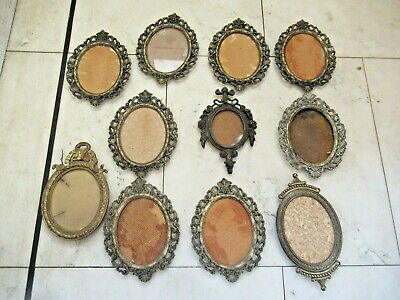 Antique / Vintage Ornate Italian Photo Frames Job Lot