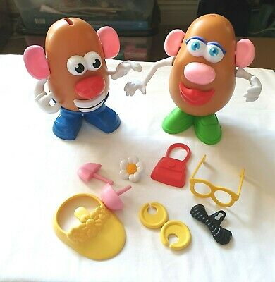 Mr and Mrs Potato Head Bundle with accessories Toy Story Disney characters