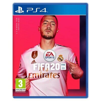 PS4 Game FIFA 20 (PS4) BUY NOW! BRAND NEW AND SEALED BOYS KIDS  XMAS