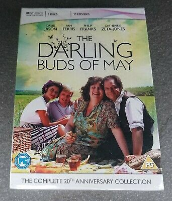 The Darling Buds of May - DVD Collection (11 Episodes) SEALED DVD NEW