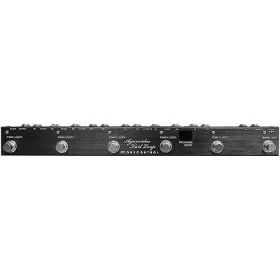 One Control Agamidae Tail 6 Effects Loop Switcher Pedal