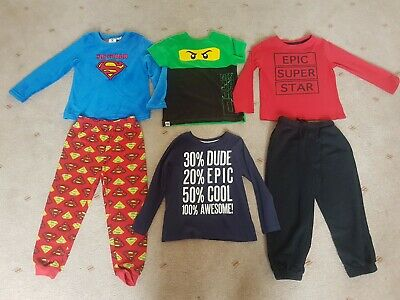 Boys Beautiful Winter Clothing Bundle Aged 4-5 Years In Great Condition
