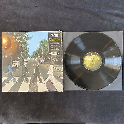 The Beatles - Abbey Road - Remastered 180g Vinyl
