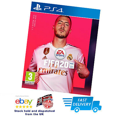 Fifa 2020 (PS4) Game | BRAND NEW SEALED | FAST FREE POST