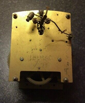 Vintage Smiths Clock Movement For Spare Parts Or Repair