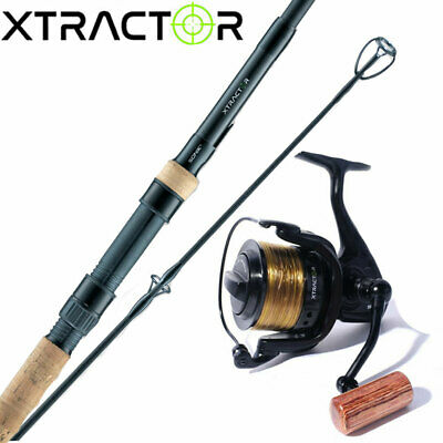 NEW Sonik Xtractor Fishing Kit Combos incl 2 rods 2 reels and 2pcs landing net