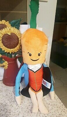 Aldi Official Kevin the Carrot 2019 BNWT NEW Greatest Showman