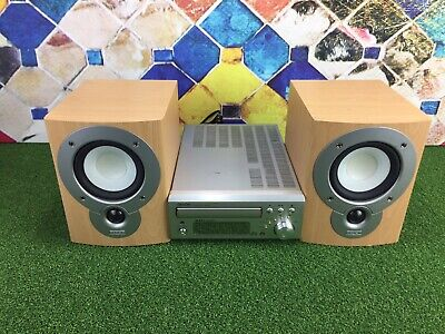 Denon UD-M31 CD Player Receiver Micro System & SCM51 Mission Speakers *3*