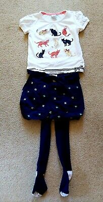💕 Girls Outfit From Junior J/Debenhams Age 4-5 Years 💕