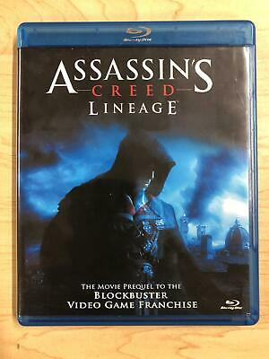 Assassin S Creed Lineage Dvd Sgln The Cheap Fast Free Post