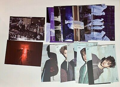 STRAY KIDS - I Am Not Official Pre-order Benefit Photocard Postcard Unit Group 2