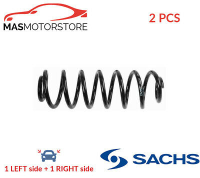 2x 996 643 SACHS REAR COIL SPRING PAIR SET P NEW OE REPLACEMENT