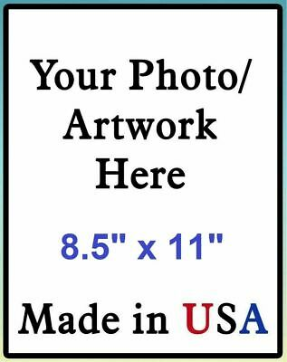 Print Your Own Photo Image Flyer Art Piece Custom Prints Photography 8x11 8.5x11