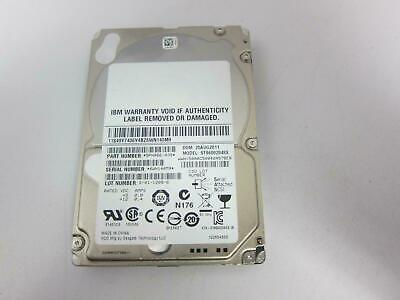 SEAGATE ST9600205SS New Dell//Seagate 600GB 10K 6Gb//s 2.5 SAS with R Series Tray Renewed