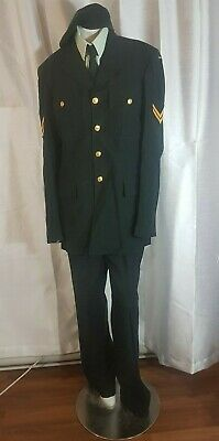 Canadian Armed Forces Army 1970s Cold War Era Uniform