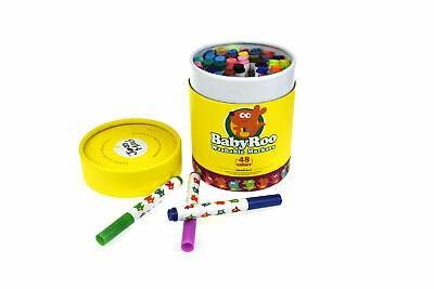 Washable Markers Baby-Roo 48 colours