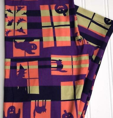 LuLaRoe Halloween Tween Leggings NWT NEW Witches Cats Bats Ghosts Pumpkins