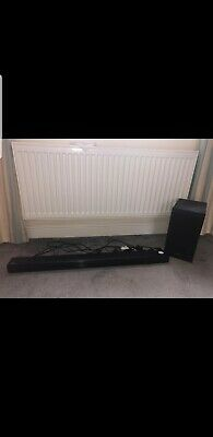 LG SK4D 300w 2.1   All In One Bluetooth Sound Bar with wireless SUB 14 MONTH OLD