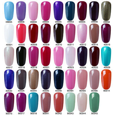 MS.QUEEN 10ml Gel Nail Polish No Wipe Top Base Coat Lacquer Manicure Xmas Gift
