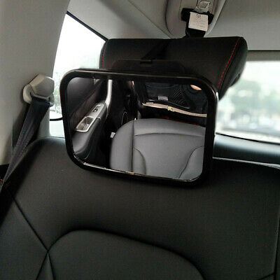 New Large Wide View Car Baby Child Inside Mirror View Rear Ward Back Safety SG