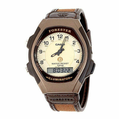 PRE OWNED USED CASIO Pathfinder PAS 410B 5 Digital Fishing  e0Kw8