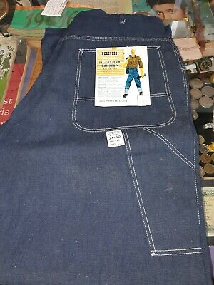 Hercules union made jeans Sears Roebuck & co usa 1950s originals #2