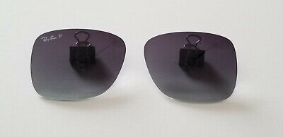 Ray Ban Justin RB4165 Gradient Polarized Sunglasses Replacement Lens Lenses 54mm