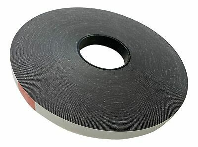 0,58 €/ M 50 Meter Industrial Pe Foam Tape Tape Double-Sided Adhesive 19mm