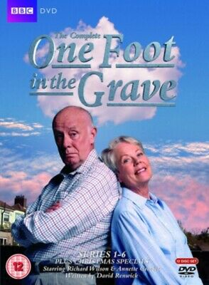 One Foot In The Grave Complete Series 1 to 6 DVD NEW DVD (BBCDVD3766)