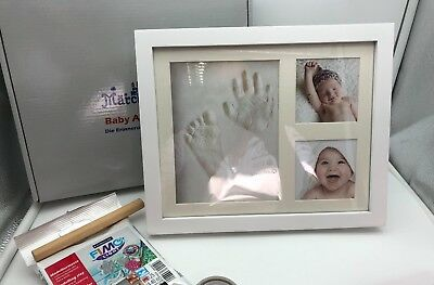 Märchenwald Imprint Set Gift Idea Picture Frame with Plaster Staedtler Plaster